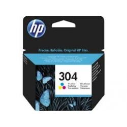 Cartouche Hp N°304 Couleurs 120 Pages