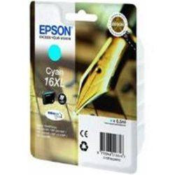 Cartouche Epson T16XL Cyan 450 pages