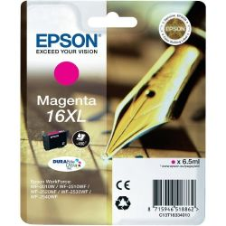 Cartouche Epson T16XL Magenta 450 Pages