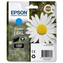Cartouche Epson 18XL Cyan 450 Pages