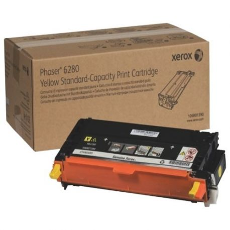 Toner Xerox 106R01390 Jaune 2200 Pages
