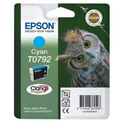 Cartouche Epson T0792 Cyan 1345 Pages