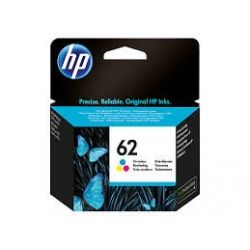Cartouche Hp N° 62 Couleurs 165 Pages