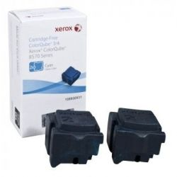 Encres Solides Xerox 108R00931 - Pack de 2 - Cyan 4400 Pages