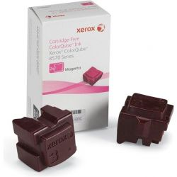 Encres Solides Xerox 108R00932 - Pack de 2 - Magenta 4400 Pages