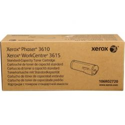 Toner Xerox 106R02720 Noir 5900 Pages