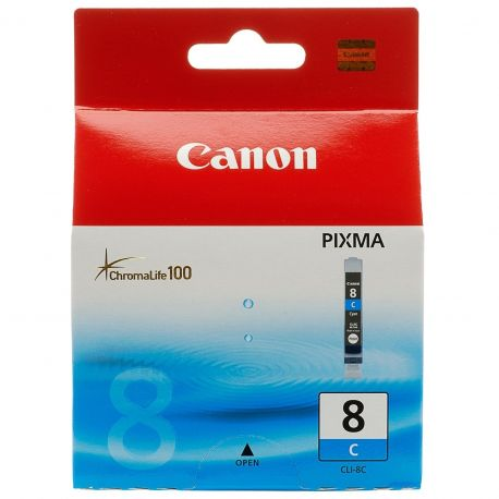 Cartouche Canon CLI-8 Cyan 420 Pages