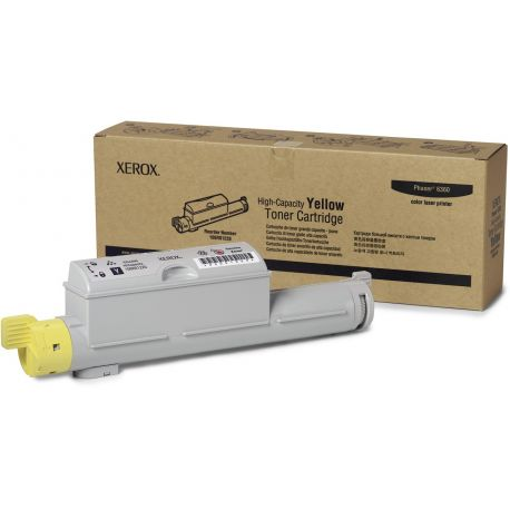 Toner Xerox 106R01220 Jaune 12000 Pages