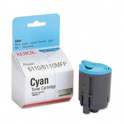 Toner Xerox 106R01271 Cyan 1000 Pages
