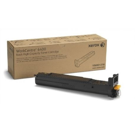 Toner Xerox 106R01316 Noir 12000 Pages