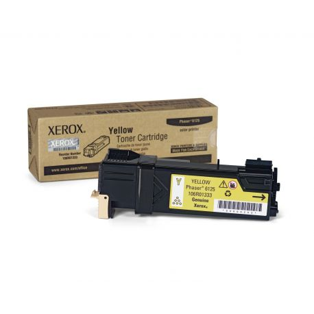 Toner Xerox 106R01333 Jaune 1000 Pages
