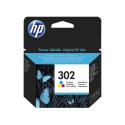 Cartouche Hp N°302 Couleurs 165 Pages