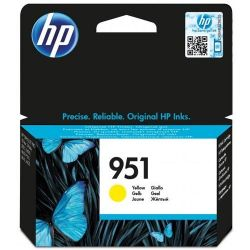 Cartouche Hp N°951 Jaune 700 Pages