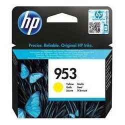 Cartouche Hp N°953 Jaune 700 Pages