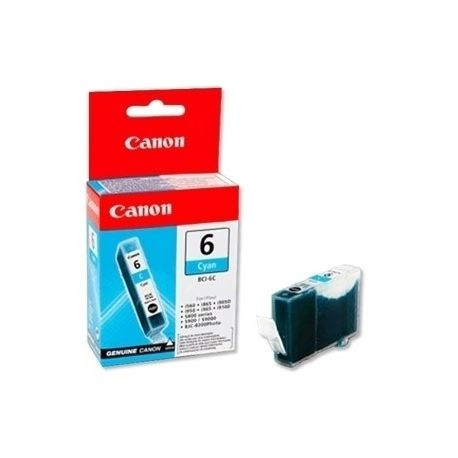 Cartouche Canon BCI-6 Cyan 280 Pages