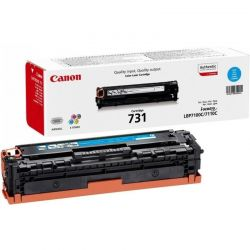 Toner Canon CRG-731 Cyan 1500 Pages