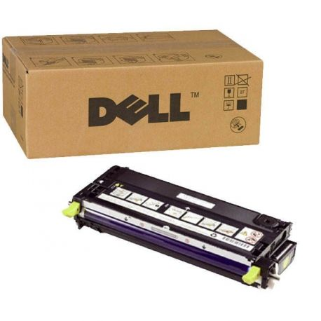 Toner Dell 593-10295 Jaune 3000 Pages