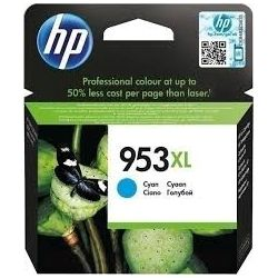 Cartouche Hp N°953 XL Cyan 1600 Pages