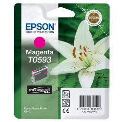 Cartouche Epson T0593 Magenta 520 Pages