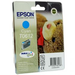 Cartouche Epson T0612 Stylus 3800 Cyan 250 Pages