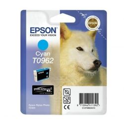 Cartouche Epson T0962 Stylus R2880 Cyan 1505 Pages