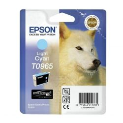 Cartouche Epson T0965 Stylus R2880 Cyan Claire 865 Pages