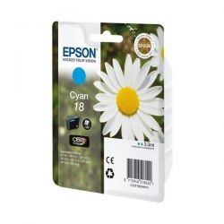 Cartouche Epson 18 Cyan 180 Pages