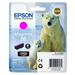 Cartouche Epson 26 Magenta 300 Pages